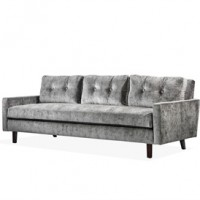 Itld Aventura Two Arm Sofa - gray 145087