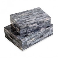 Itld Riika Rectangular Boxes 925098