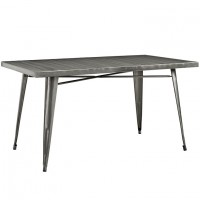 Mod Alacrity Dining Table EEI-2033-GME