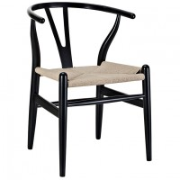 Mod Amish Dining Wood Armchair $229 EEI-552-BLK_1_
