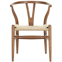 Mod Amish Dining Wood Armchair $229 EEI-552-WAL_1_