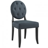 Mod Button Dining Side Chair $179 EEI-1381-GRY