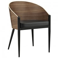 Mod Cooper Dining Wood Armchair $209 EEI-604-WAL_1_