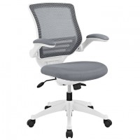 Mod Edge White Base Office Chair $229 EEI-596-GRY_1_