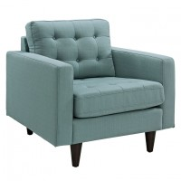 Mod Empress Upholstered Armchair $499 laguna mint green EEI-1013-LAG_1_
