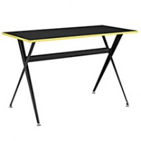 Mod Expound Office Desk $179 EEI-1325-BLK