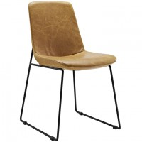 Mod Invite Dining Side Chair $179 EEI-1805-TAN