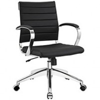 Mod Jive Mid Back Office Chair $249 EEI-273-BLK