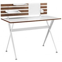 Mod Knack Wood Office Desk $279 EEI-1326-CHR