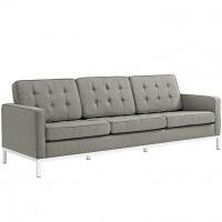 Mod Loft Fabric Sofa granite EEI-2052-GRA_1_