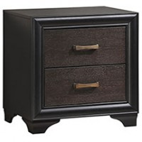 Mod Madison Nightstand 5221-WAL