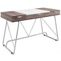 Mod Panel Office Desk $279 EEI-1321-BIR