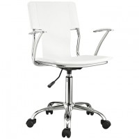 Mod Studio Office Chair $199 EEI-198-WHI_1_