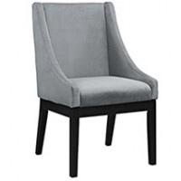 Mod Tide Dining Wood Side Chair $229 EEI-1385-GRY