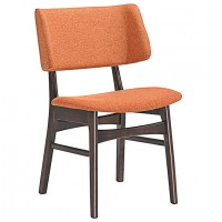 Mod Vestige Dining Side Chair $179 EEI-1610-WAL-ORA