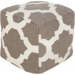 SY Pouf Frontier taupe beige pouf155