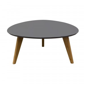 DS Coffee Table Trio $225 in grey or orange and oak legs