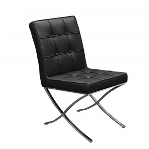 DS Dining Chair Cordoba $250 in black or white