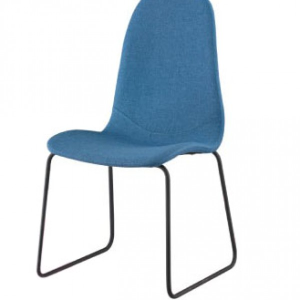 DS Dining Chair Finn 4 Pack Set $240 Or $70 Each In Denim Or Red Or
