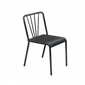 DS Dining Chair Mercer $80 in gun metal grey or antique white