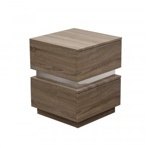 DS End Table Elle $200 in Ash Finish or gloss white or gloss black with drawers