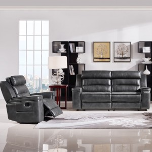 DS Sofa and Chair Set Duncan $1300 in slate grey