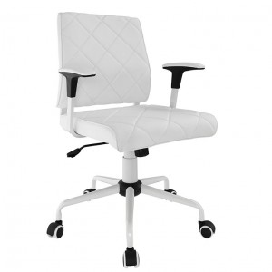 MY Office Chair 00221247 $149 in white vinyl