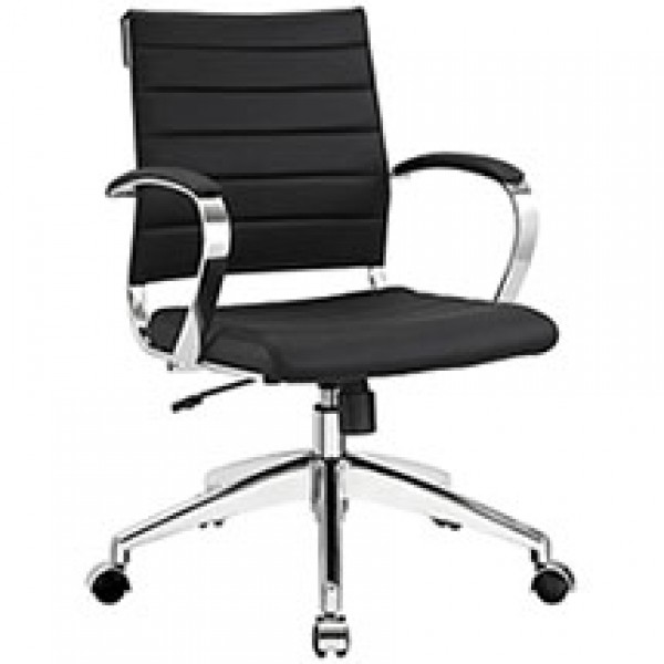 MY Office Chair 22273 Mid Back $249 in black