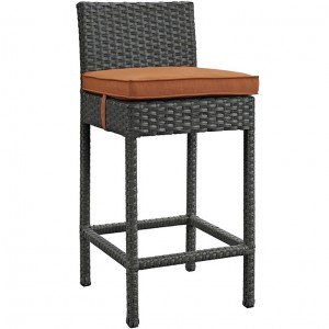 MY Outdoor Patio Bar Stool 00221957 $238 in canvas tuscan