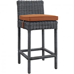 MY Outdoor Patio Bar Stool 00221960 $218 in canvas tuscan