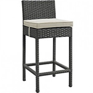 MY Outdoor Patio Bar Stool 221957  $238 in canvas beige