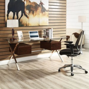 Office Desk and Office Chair
