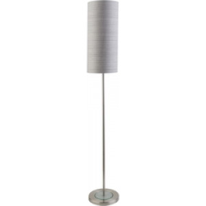 SY Floor Lamp kyt22150 $278 in grey shade and nickle base finish